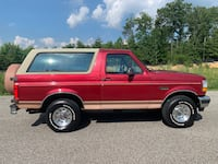 Ford - Bronco - 1994 Suitland