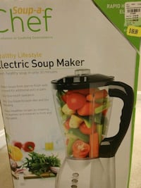 Blender and soup maker Alexandria, 22310