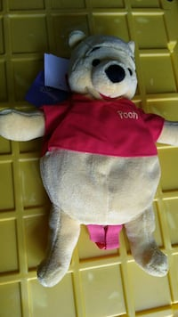 toddler's Winnie The Pooh backpack
