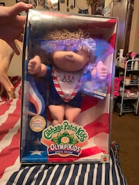 1996 Olympic Edition Cabbage Patch Doll Ellenwood, 30294