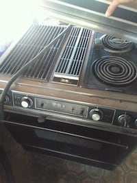 black and gray gas range oven Tucson, 85711