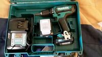blue and black Makita cordless power drill Stanton, 90680