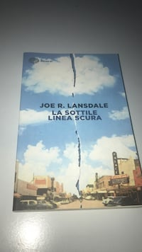 la sottile linea scura- Joe R. Landsale  Garlasco, 27026