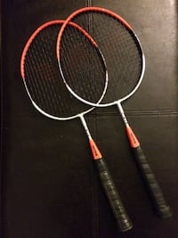 Kid's badminton rackets