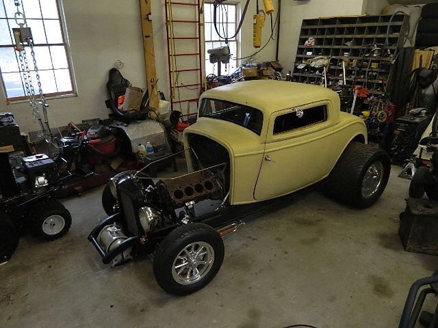 Photo 1932 Ford