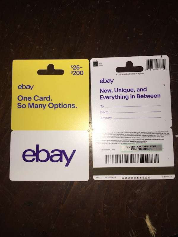 Sell Your Unwanted Ebay Gift Card For Money Instantly Climaxcardings