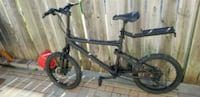 black and gray BMX bike Toronto, M5S 3H7