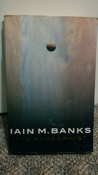 The Algebraist by Iain M. Banks book New Westminster, V3M