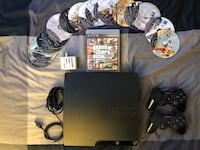 PS3 slim perfect condition Mississauga, L5L 3R8