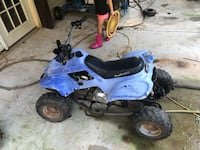 blue and black ATV quad bike Mocksville, 27028