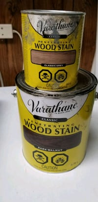 Two Cans of Wood Stain Guelph, N1H 6H2