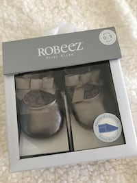 Brand New Robeez Baby Shoes 0-3 months