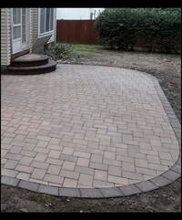 Fire Pits, Pavers, Cement, landscaping etc