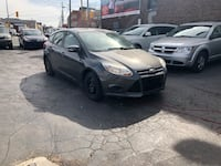 2013 Ford Focus automatic sunroof htdseats bluetooth certified Toronto