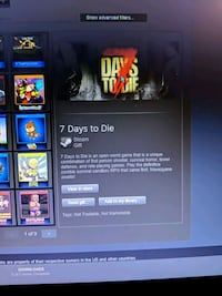 7 days to die on steam
