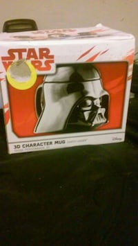 Star wars 3d character cup Des Moines, 50311