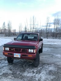 1993 Nissan Pick-Up / Frontier