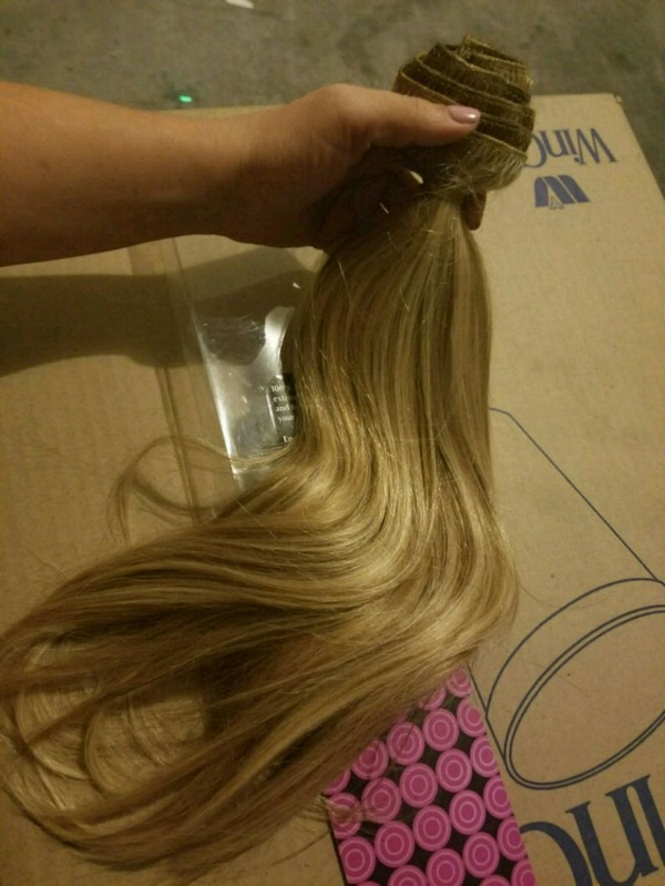 Brand New Hair Extensions
