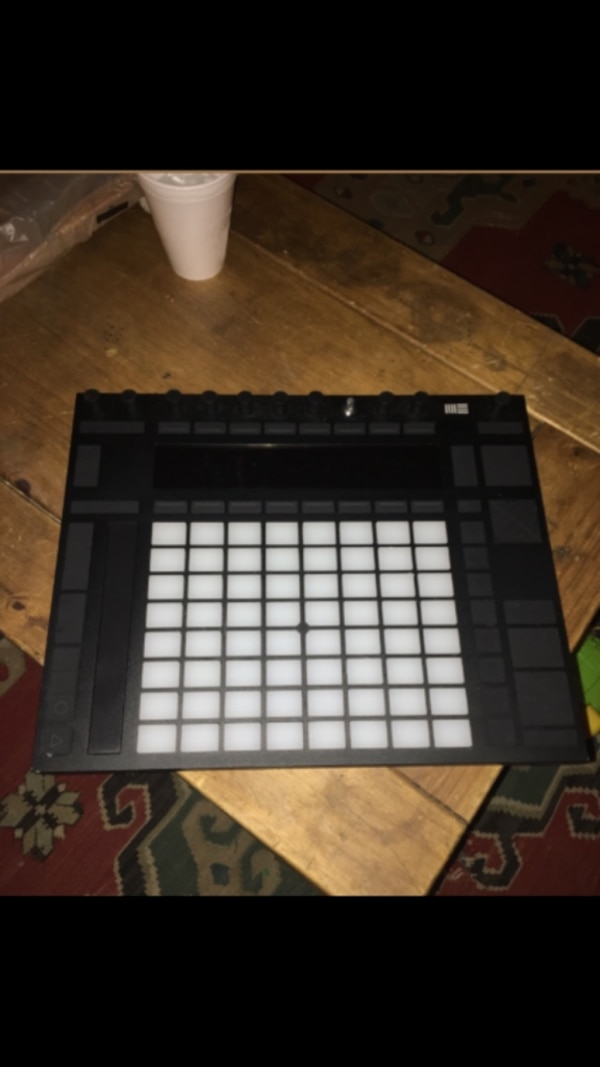 used ableton push 2 for sale in dallas letgo