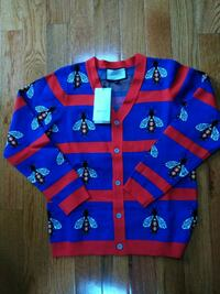 Gucci Bees Polyester sweater size S  Gaithersburg, 20879
