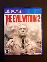 The evil within 2 ps4 Tysons