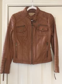 Michael Kors leather jacket Baytown, 77521