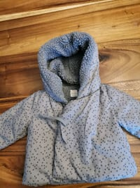 Zara Wrap Winter Coat Toronto, M6L 1X8