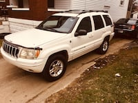 2001 Jeep Grand Cherokee LIMITED 4WD Louisville