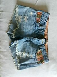 Mini short. Size small. Used one time Oslo, 0271