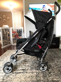Summer Infant 3D Lite Umbrella Convenience Stroller Black Hyattsville, 20781