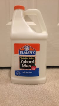 Elmer's School Glue, 1 Gallon Fairfax, 22032