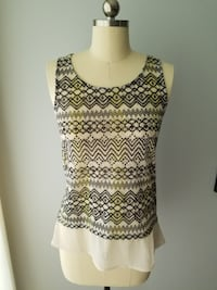 Women's summer tops - XS and small