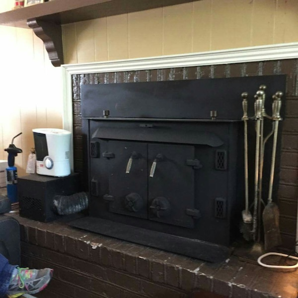 Craft Stove Fireplace Insert With Er
