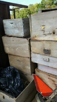 Primitive bee keeper hives Erie, 16511