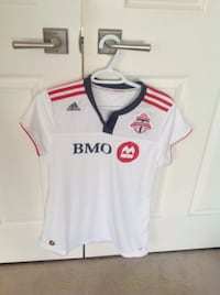 NEW  OFFICIAL TFC Soccer Ladies Jersey Richmond Hill