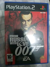 Sony PS2 From Russia With Love Uğurmumcu Mahallesi, 34882