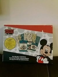 Big Box of Stickers Mickey Mouse