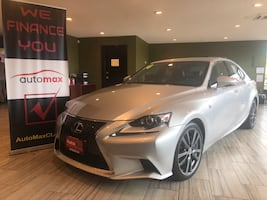 2014 Lexus IS 350 F-Sport AWD SPECIAL EDITION