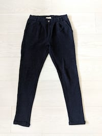 NEW // Blue pants with elastic waistband (size 11-12y / XXS) Richmond