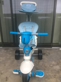 Smart trike tricycle