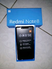 Redmi not 8 .