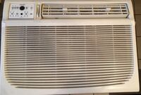 White window-type air conditioner Laval