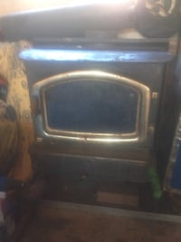 Magnum wood stove  Vancouver, V5R 5S2