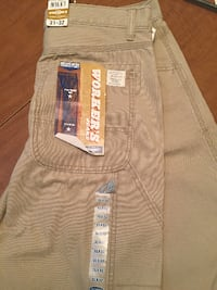New Mens 31x32 Worker Jeans
