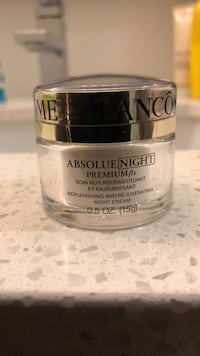 LANCÔME Absolute Premium Night cream Toronto, M3H