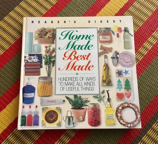 Home Made Best Made DIY hardcover