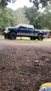 2000 Ford F-250 Super Duty Lariat 4x4 SuperCab SWB Terry