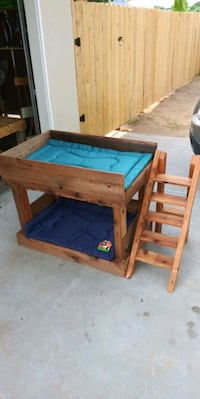 New Large Doggy Bunk Bed Fresno