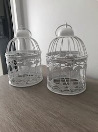Small bird cage decoration  158 mi