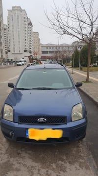 2005 Ford Fusion 1.4 TDCI COMFORT